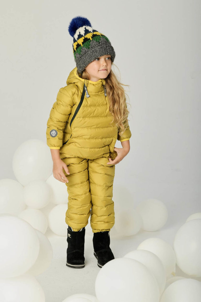 Oil of Oi snowsuit