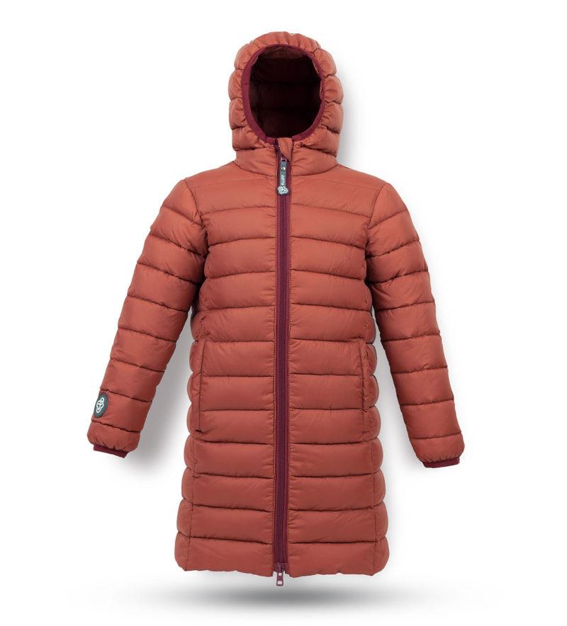 Ginger Amber coat