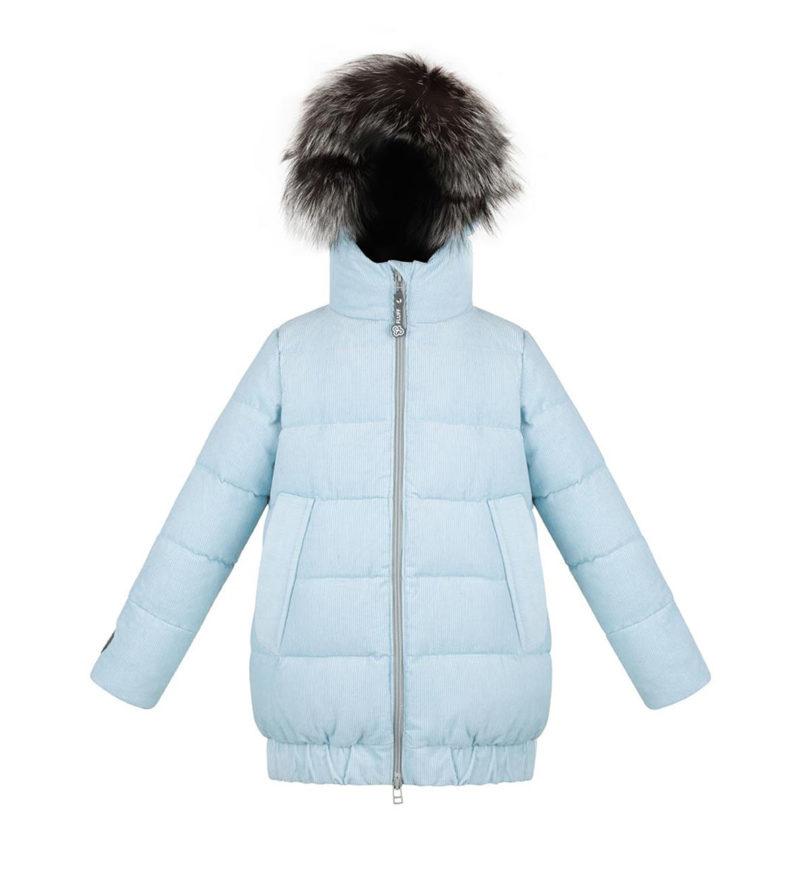 Corduroy mint jacket