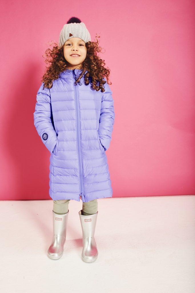 Lillac coat