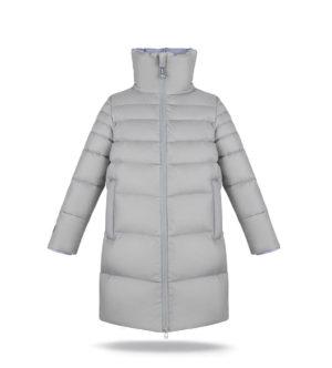Girl Light Grey coat