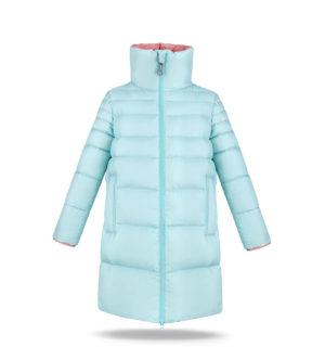 Girl Mint coat