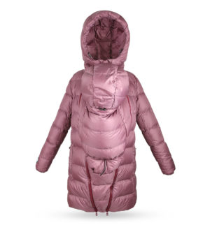Plum with Milk 3in1 women coat