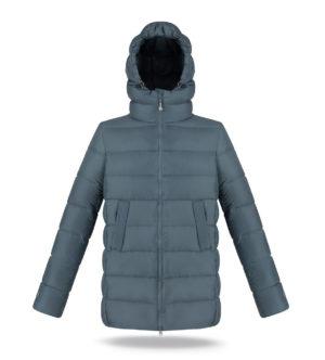 Grey Stone man jacket