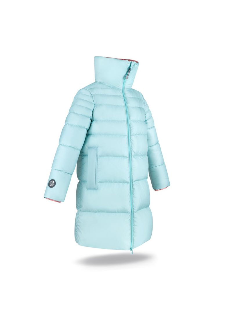 Girl Mint coat