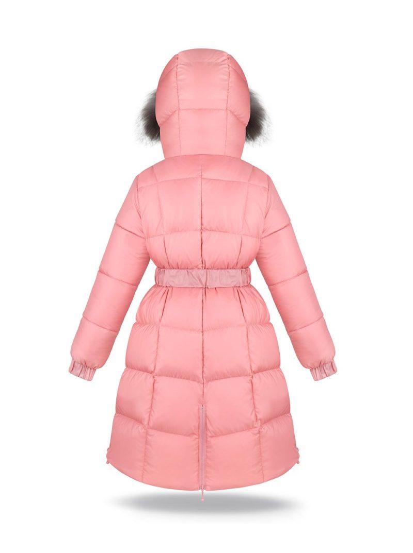 Nude princess coat