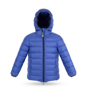 Real Blue winter jacket