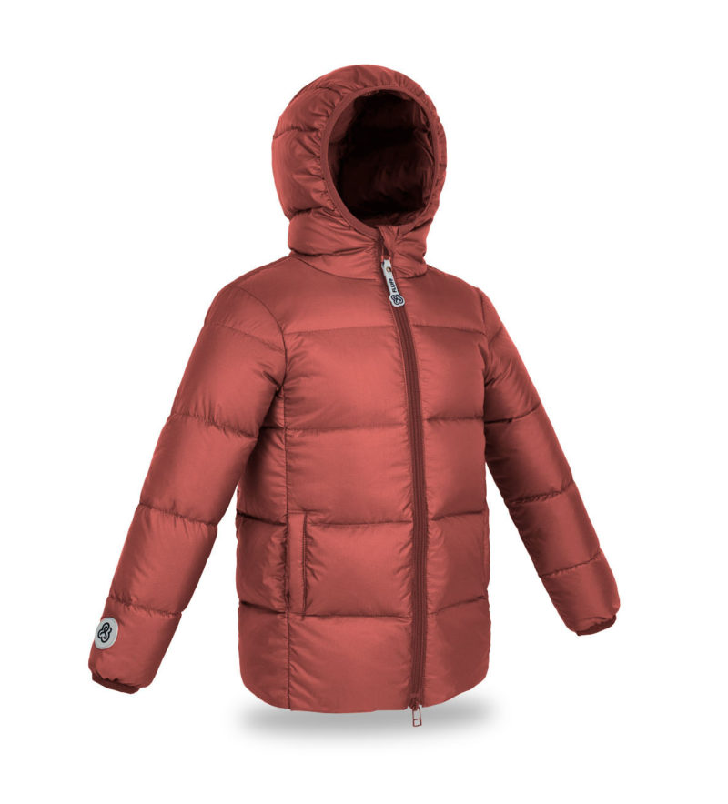 Ginger Amber Big Puffer jacket