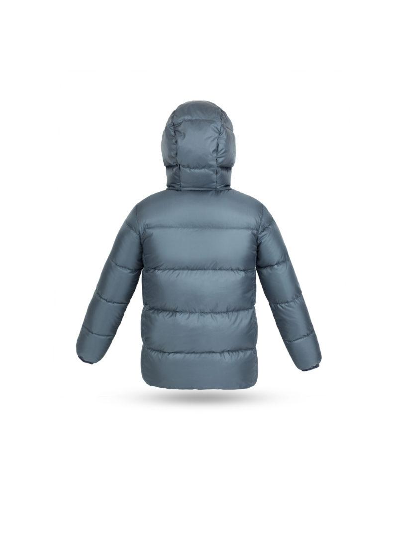 Grey Stone Big Puffer jacket