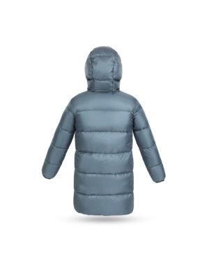 Grey Stone Big Puffer coat