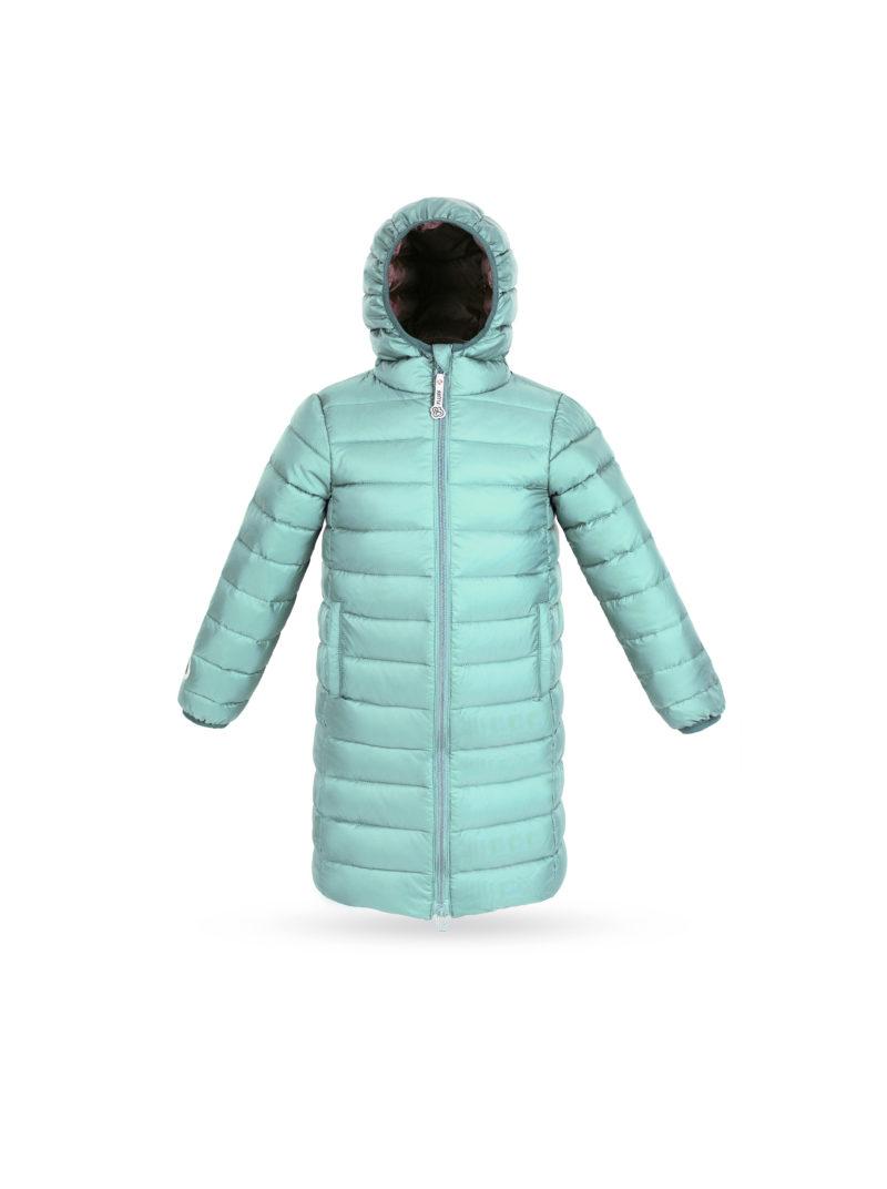 Nude&Mint reversible coat