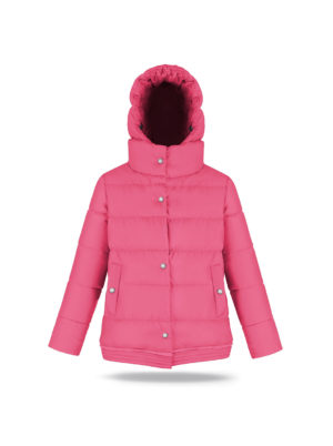 Two lengths Fuchsia coat