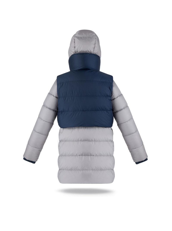 Jacket&vest light grey