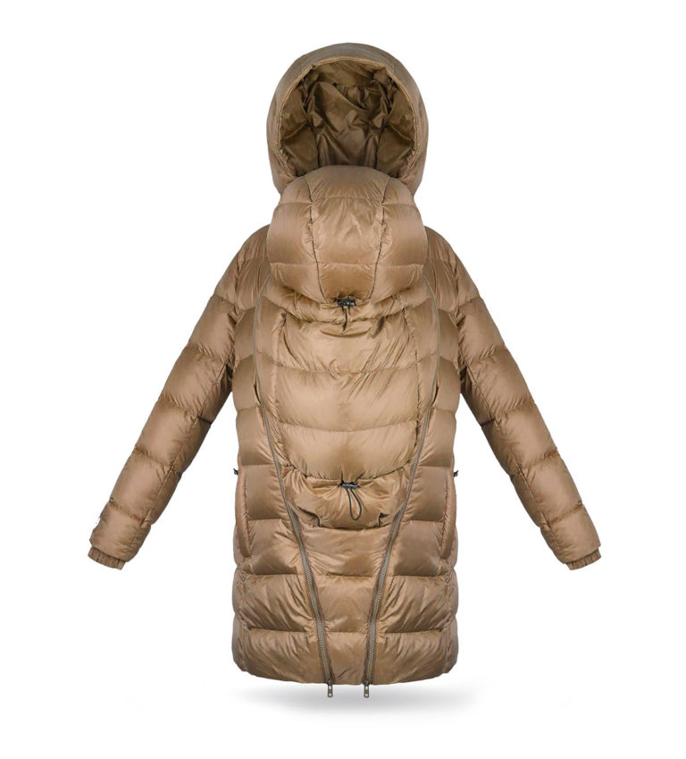 3in1 caramel coat