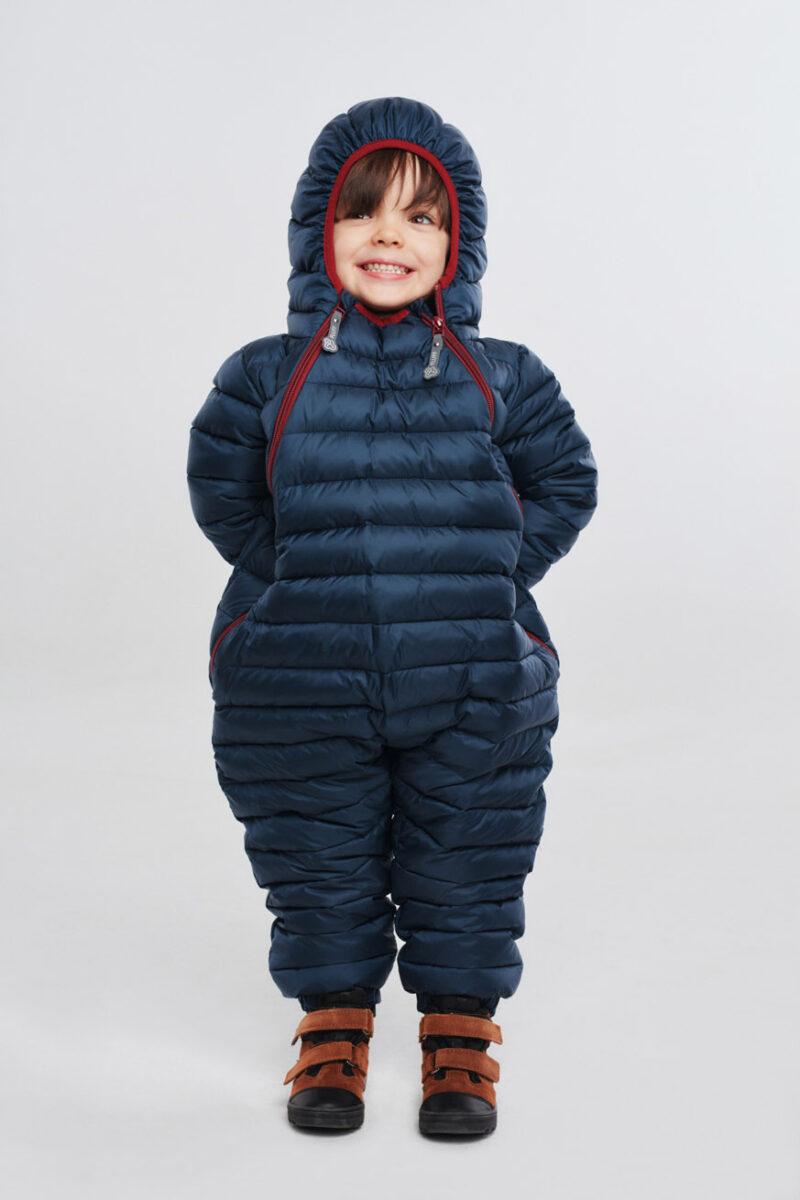 snowsuit navy