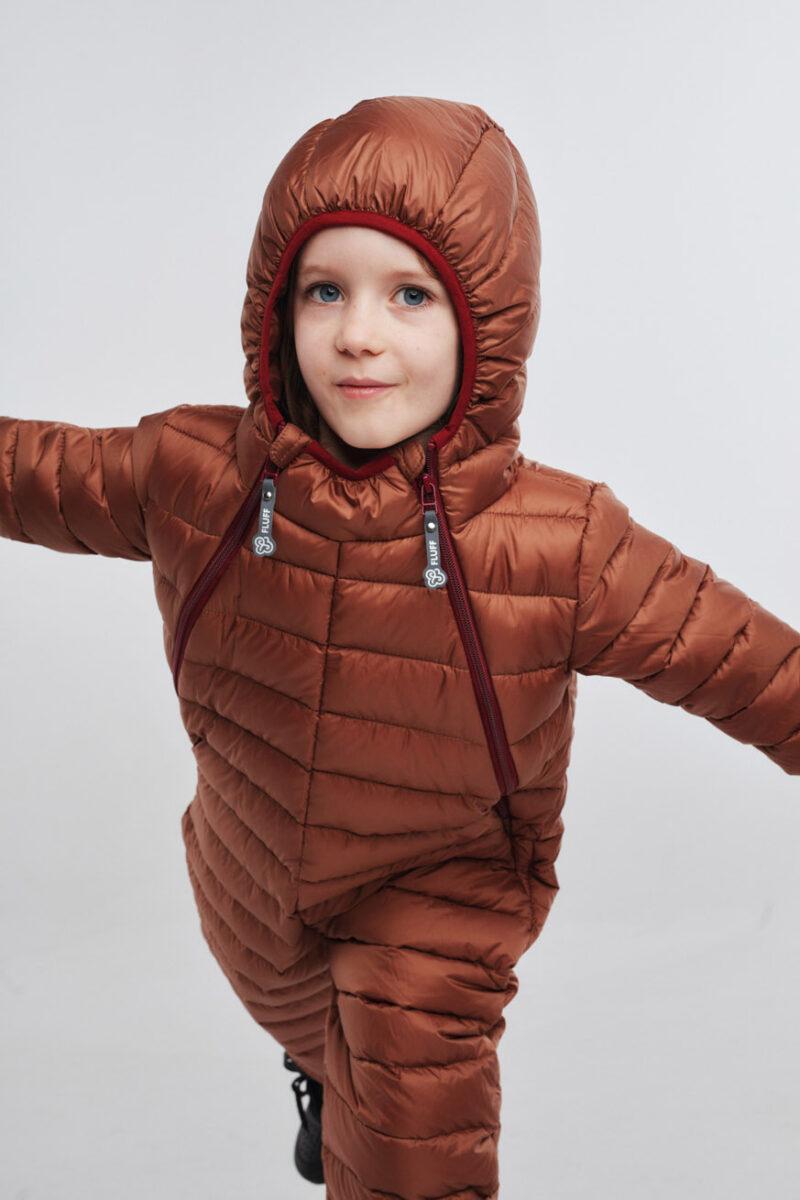 snowsuit chocolate