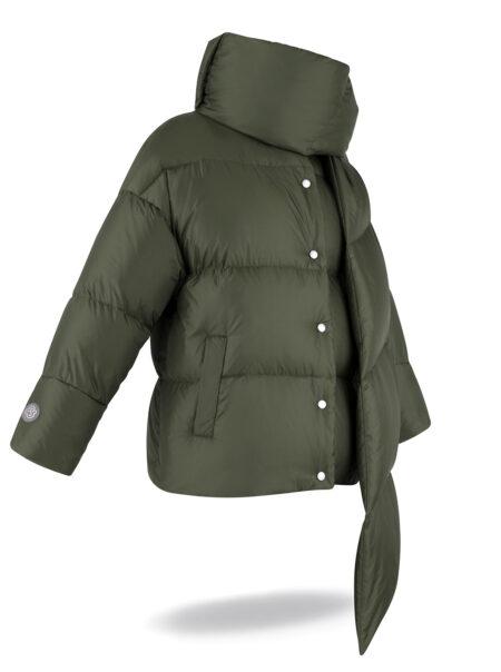 women collar jacket