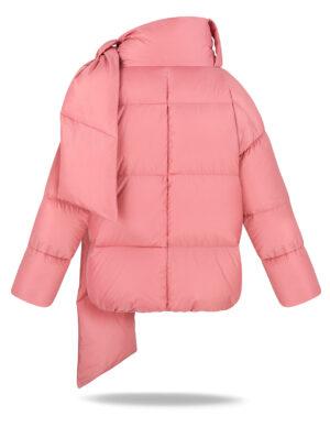 collar jacket nude