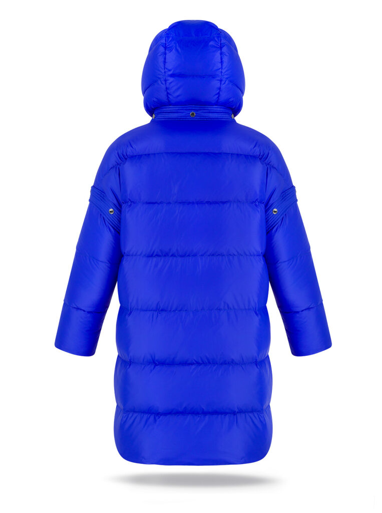 detachable sleeves cobalt