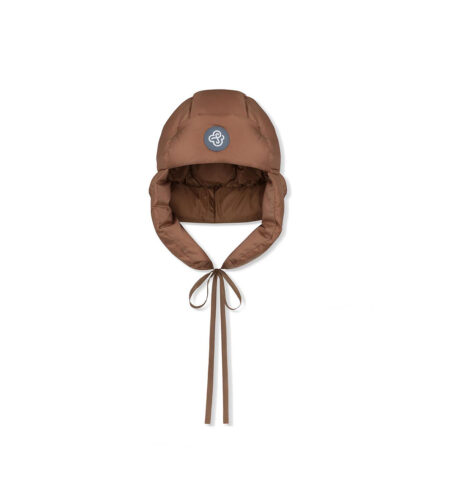 Chocolate Brown hat